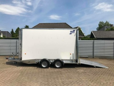 IFor Williams trailer BV 126 G